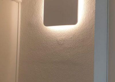 ElamElec - Installation de Luminaire Couloire
